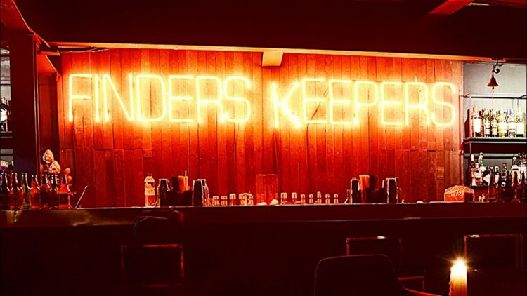 Have a fun night out with your friends at the Finders Keepers