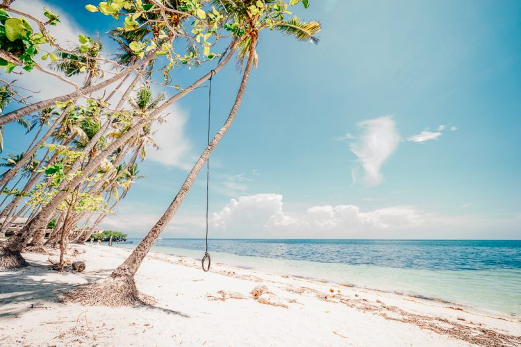 Kick back and relax at the incredible Paliton beach
