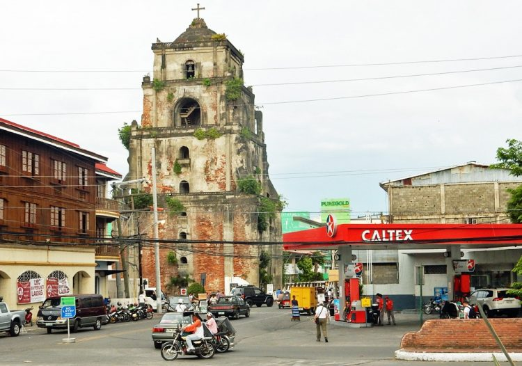 Sinking Bell Tower - Things to Do in Laoag