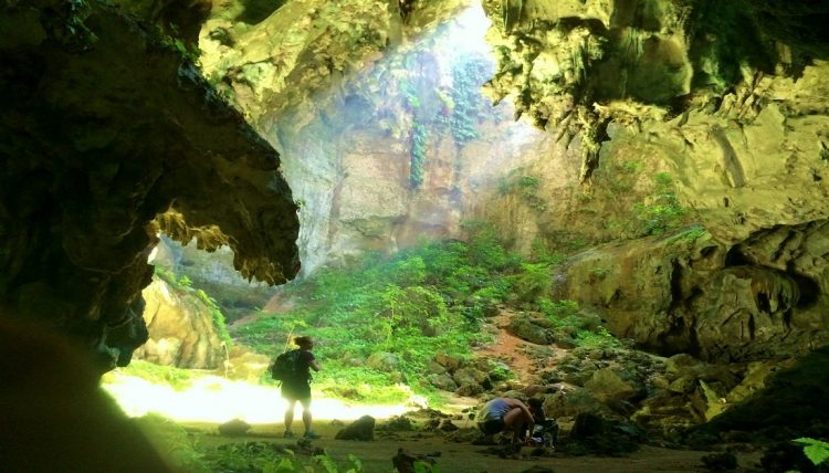 Travel back into the past in Tabon Caves