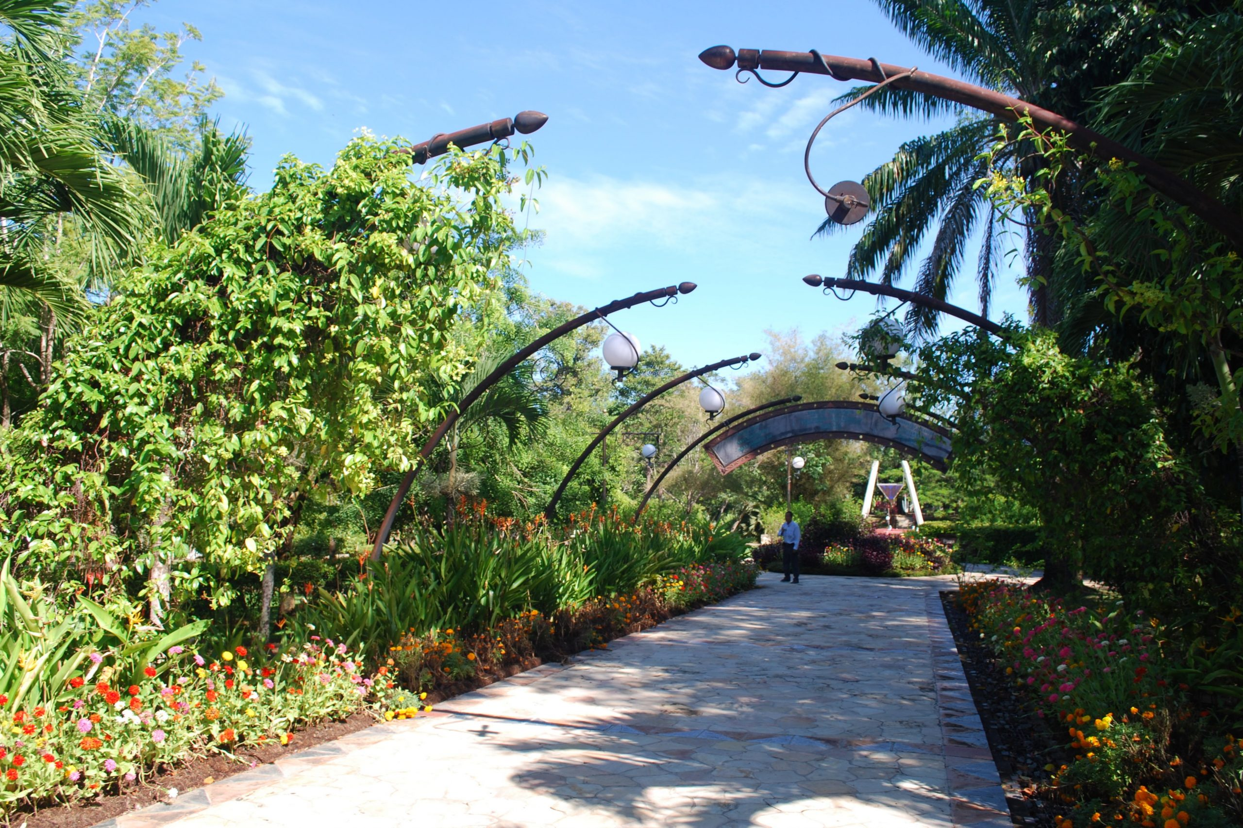 Find solace at the Botanical Gardens. - Things to Do in Labuan