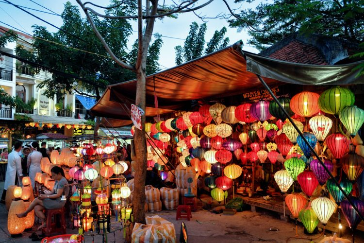 Wander around the lantern market - Things to Do in Hoi An