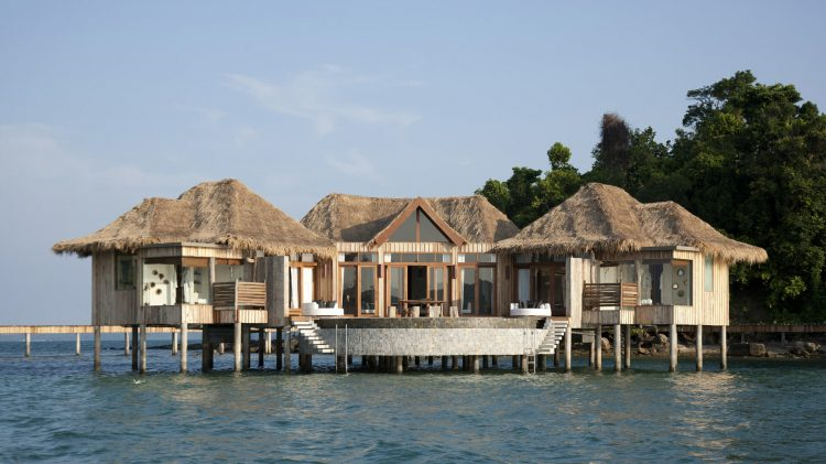 Two-bed Overwater Villa