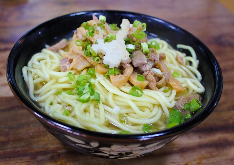 Yaeyama noodles - Things to Do in Okinawa