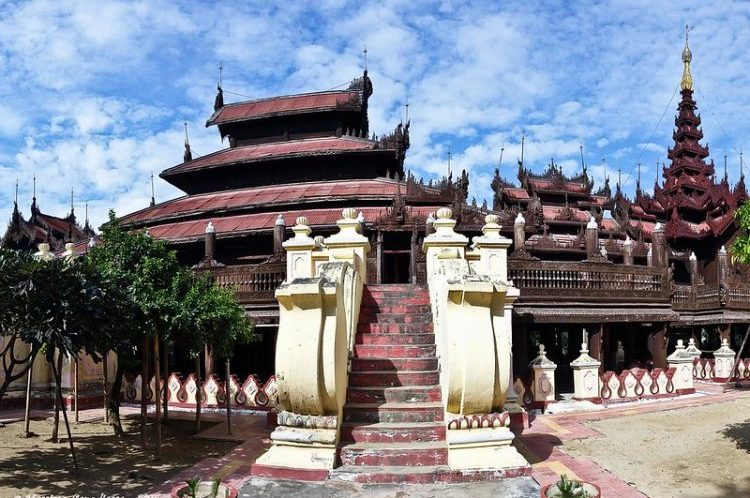 Things to do in Mandalay Myanmar