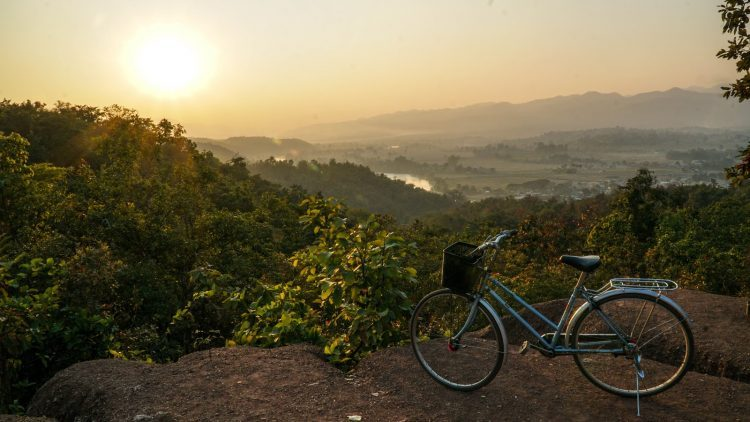 Ascend Sunset Hill | 10 Best Things to Do in Hsipaw