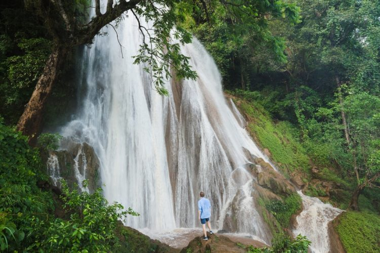 Hike towards a Stunning Waterfall | 10 Best Things to Do in Hsipaw