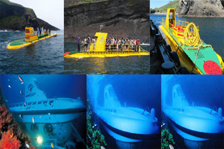 Take Your Child to The Seogwipo Submarine | 10 Best Things in Jeju Island