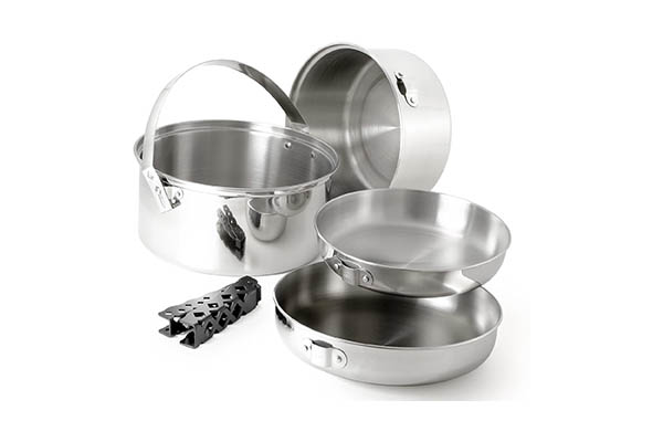 GSI Glacier Cookset-Camping Cooking Sets