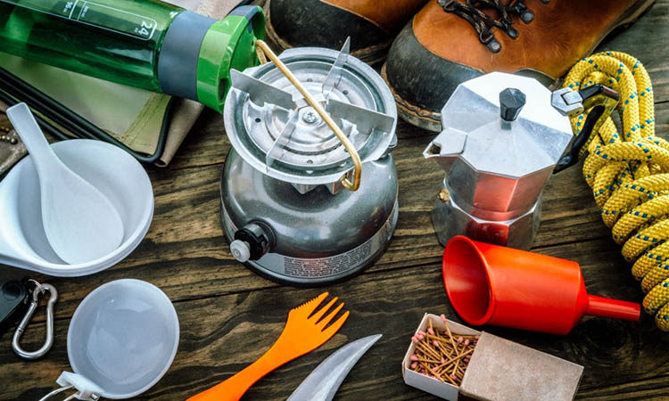Top 10 Camping Cooking Sets
