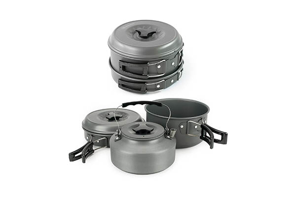 Winterial Camping Cookware - Camping Cooking Sets