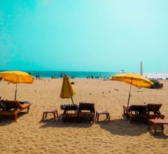 beaches in Goa India